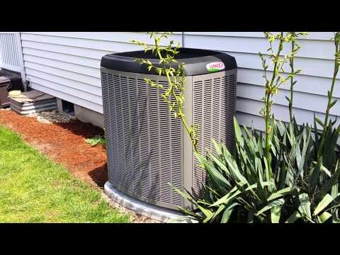 Lennox XC21 3 Ton Start Up, Run Noise & Install