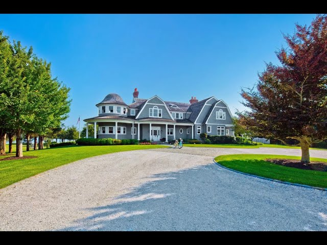 Unparalleled Bayfront Estate in Southold, New York   Sotheby's International Realty