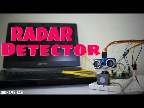 Download Hindi How To Make A Radar Using Arduino And Ultrasonic