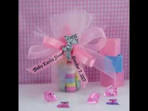Baby shower thank you gifts ideas - YouTube