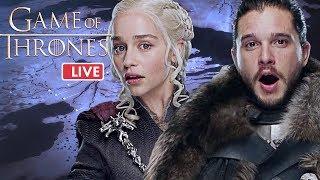 Game of Thrones: Der Drache und der Wolf! - Moviepilot Live Talk | Staffel 7 Episode 7