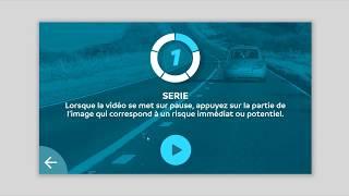 Test de Perception des Risque - BTI Belgium - TraficTest