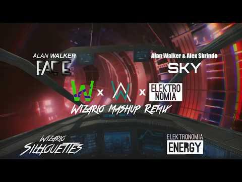 Unduh lagu Alan Walker, Alex Skrindo, Elektronomia & Wizario - Energetic Silhouettes in the Fading Sky Mp3 gratis