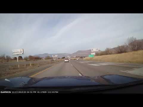 Scott - WATCH: Dash cam captures plane crashing through billboard