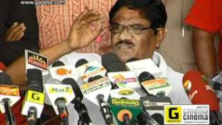 Bharathi Raja Talks at Director's Union Meeting