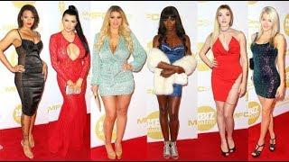 XBIZ Awards 2020 Red Carpet Arrivals & Best Women Dress