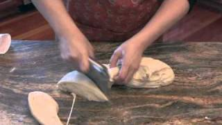 Leah Cooks Kosher - Classic Challah - Braiding 4, 6, and 12 Strands (Part 4 of 4)