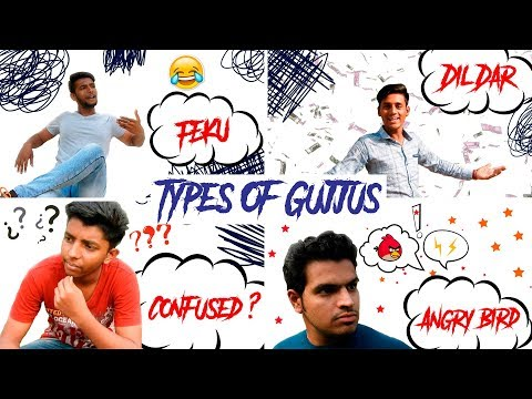 Types Of Gujjus  | Awesome Gujju Comedy Video | Kuch Bhi Let's Fun
