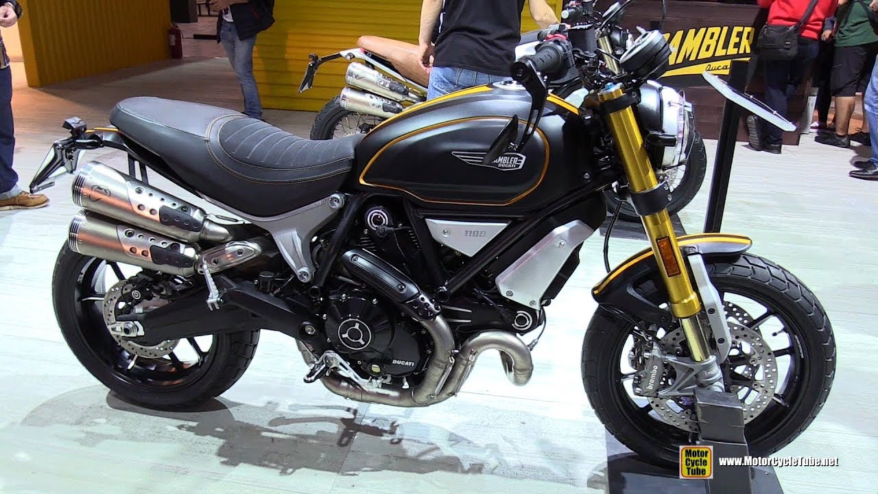 2019 Ducati Scrambler 1100 Sport