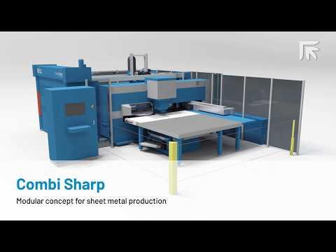 Combi Sharp animation