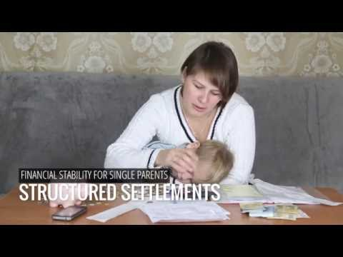 Structured Settlements | Financial Stability for Single Parents