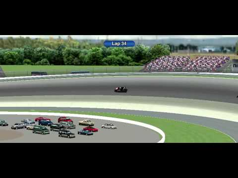 2013 ARLA Elite Series: Race 11 (FABricators Body & Detailing 100)