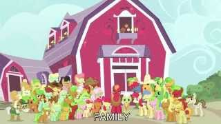 Скачать Raise This Barn With Lyrics My Little Pony Friendship Is Magic