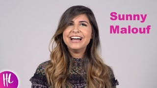 Sunny Malouf Talks One Minute, Her First Date, Jake Paul, & Fortnite | Hollywoodlife