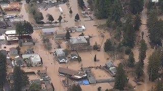 美國北加州豪雨 造成20多年來最嚴重水災 20190301 公視中晝新聞