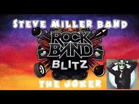 steve miller band the joker rock band blitz. Black Bedroom Furniture Sets. Home Design Ideas