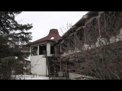 Urban Exploration: Abandoned Ski Hill Lake Eden Ski Resort Alberta Canada