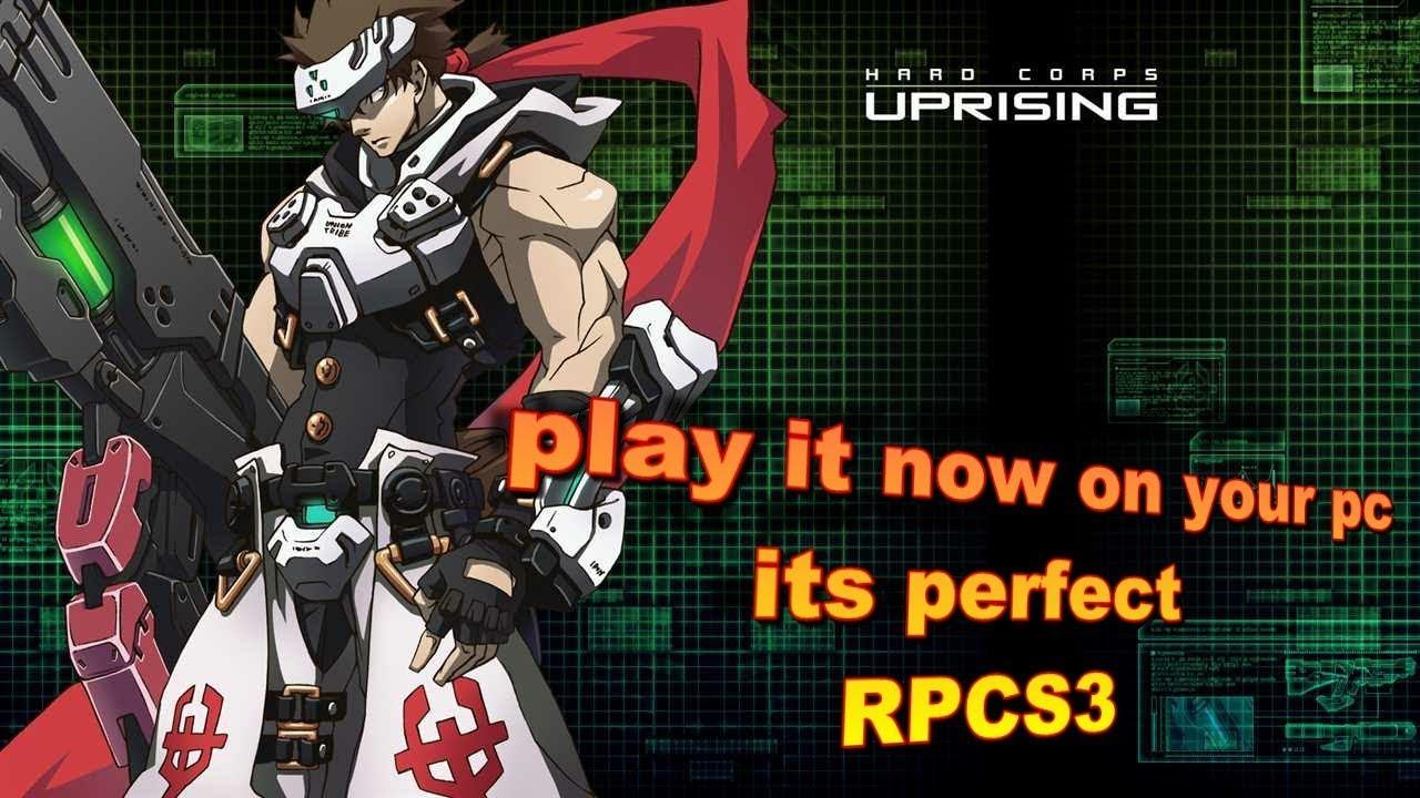 Emu W I P] RPCS3 v0 0 6 Alpha - Emulateur de PS3 sur PC - Page 6