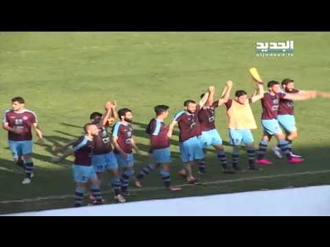 ملخص مباراة النجمة والشباب الغازية بتاريخ 4-4-2016 HD