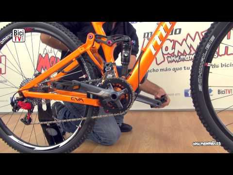 Como poner y quitar los pedales de la bicicleta