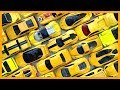 Yellow Toy Cars Surprise Bucket Hot Wheels