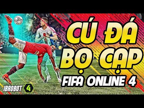 CÁCH THỰC HIỆN CÚ ĐÁ BỌ CẠP TRONG FIFA ONLINE 4 - SCORPION KICK TUTORIAL
