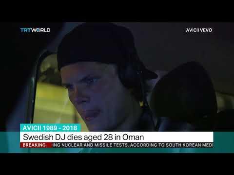 Avicii found dead in Oman at the age of 28