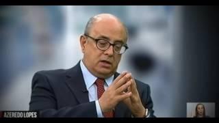 Entrevista ao Ministro da Defesa Nacional, José Azeredo Lopes