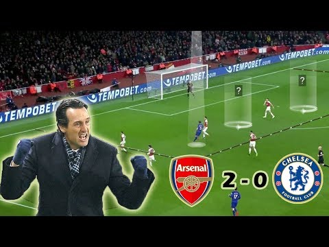 Unai Emery's Masterclass Against Chelsea | Arsenal vs Chelsea 2-0 | Tactical Analysis