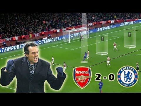 Unai Emery's Masterclass Against Chelsea | Arsenal vs Chelsea 2-0 | Tactical Analysis Mp3