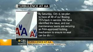 American Airlines may finally resume full schedule
