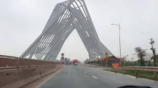 Thị Xã Đông Triều Đẹp Quá | Cổng Chào Tỉnh Quảng Ninh | QL18 Đi TP Hạ Long  # 1