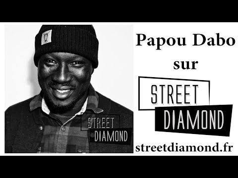 """""""Young Nation by African Armure c'est mon côté artistique"""" Papou Dabo"""