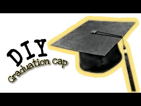 DIY graduation cap 👩🎓👨🎓| Graduation cap | How to make graduation cap in home