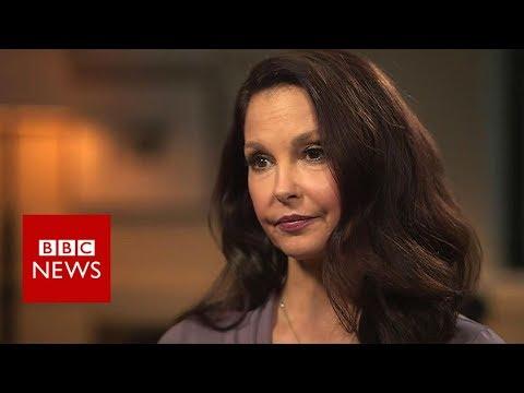 Ashley Judd: I was not frightened of Harvey Weinstein - BBC News
