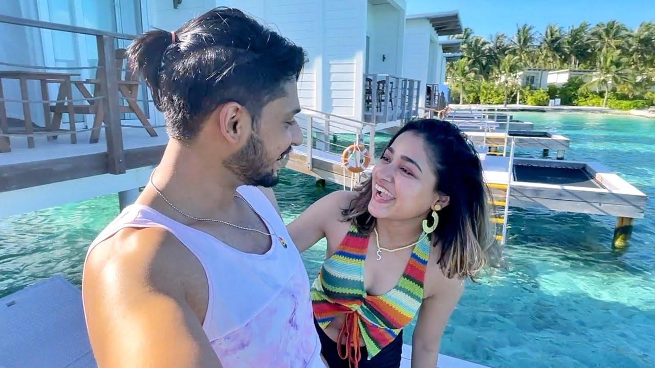 Maldives Mein Swaagat Kachhe Baniyaan | Maldives Ep.1