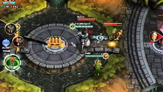 Solstice Arena Ranked Gameplay
