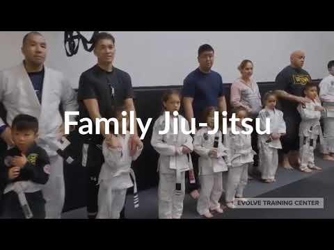 Family Jiu-Jitsu