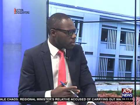 UHAS Graduation Challenges - News Desk on Joy (20-7-16)