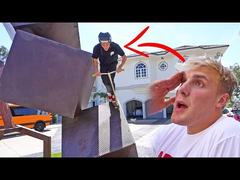 Jake Paul said not to do this... but we still did!