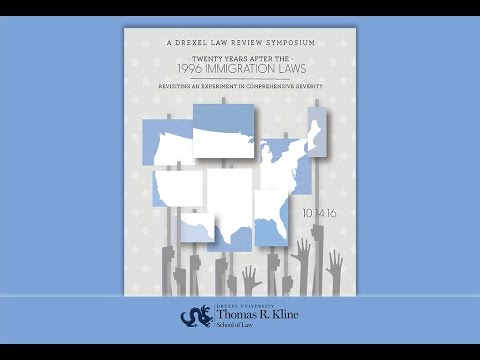 Twenty Years After the 1996 Immigration Laws: Revisiting an Experiment in Comprehensive Severity