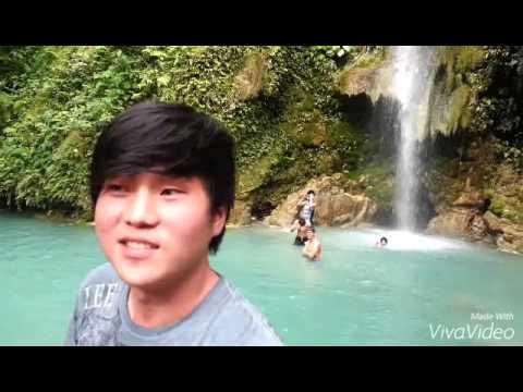 Batlag falls and Daranak falls in Tanay Rizal 2015