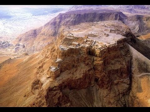 Masada of King Herod - UNESCO World Heritage Centre - Dead Sea Region
