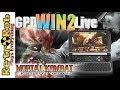 GPD Win 2 Live: Mortal Kombat Komplete Kicks Butt on the Win 2!