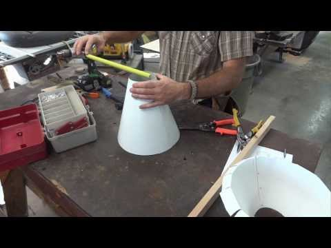 How to make a Cone from Flat stock