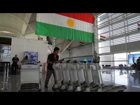 Baghdad says Erbril airport off limits for international flights from Friday evening