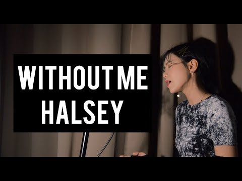 Halsey - Without me COVER BY NIDA