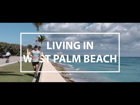 Living in West Palm Beach ep.1