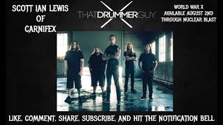 Interview with Scott Ian Lewis of Carnifex