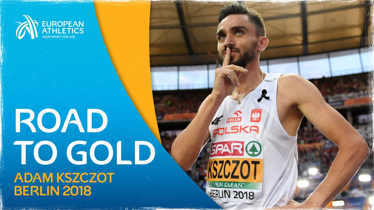 UNSTOPPABLE Performance! - Road to Gold: Adam Kszczot